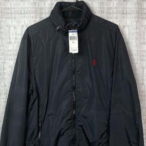NWT Men's Polo Ralph Lauren Nylon Light Jacket Med